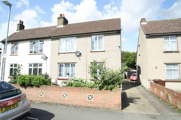 2 Bedrooms Semi Detached House for sale in Greatfields Road, Barking, Essex