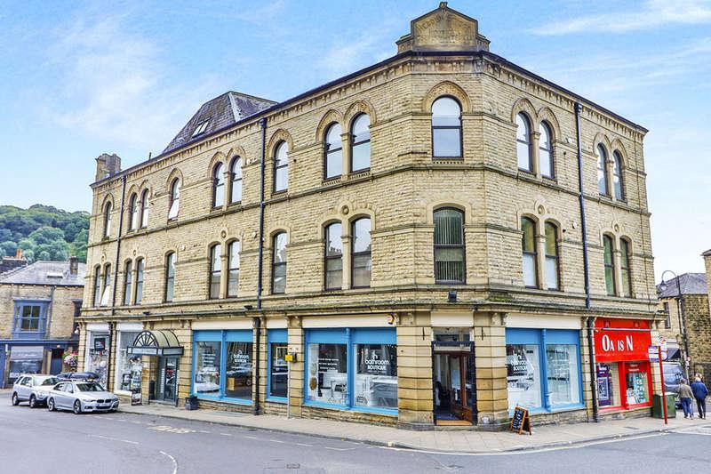 1 Bedroom Flat for sale in Albert Street, Hebden Bridge, HX7