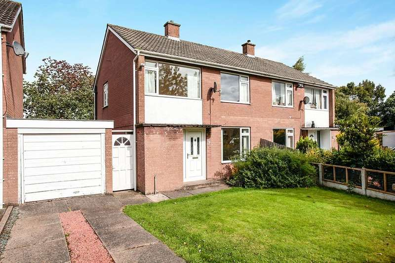 3 Bedrooms Semi Detached House for sale in Park Road, CARLISLE, CA2