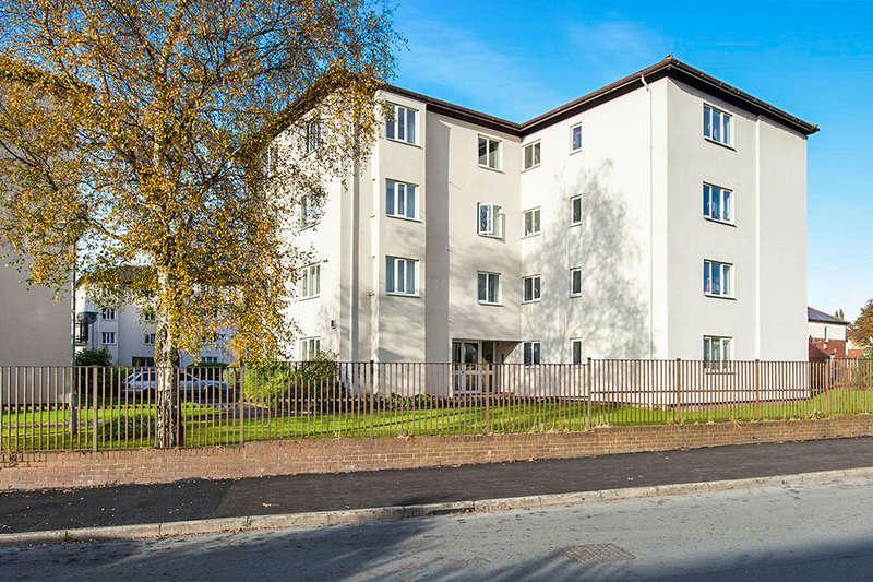 1 Bedroom Flat for sale in Samuel Street, Preston, PR1