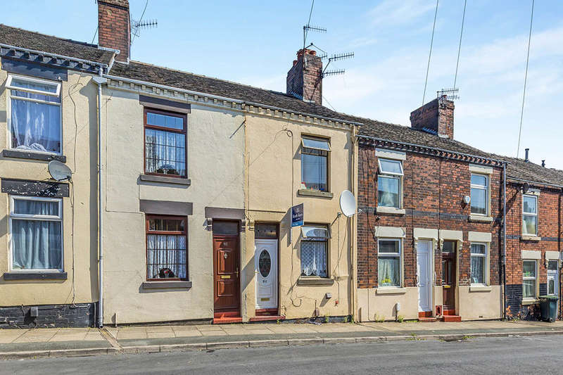 2 Bedrooms Terraced House for sale in Lowther Street, Stoke-On-Trent, ST1