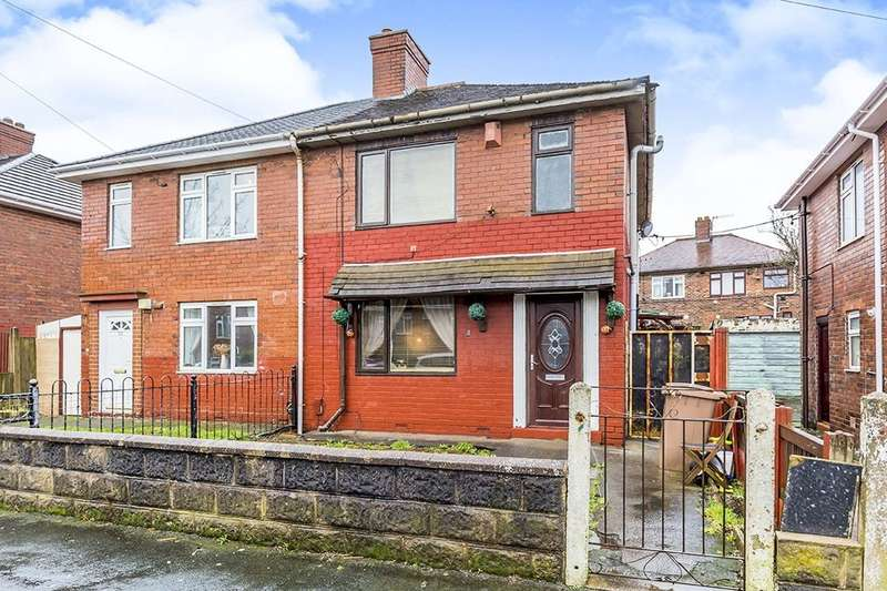 3 Bedrooms Semi Detached House for sale in Bryant Road, Stoke-On-Trent, ST2
