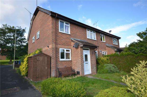 2 Bedrooms End Of Terrace House for sale in Thornfield Green, Blackwater, Camberley