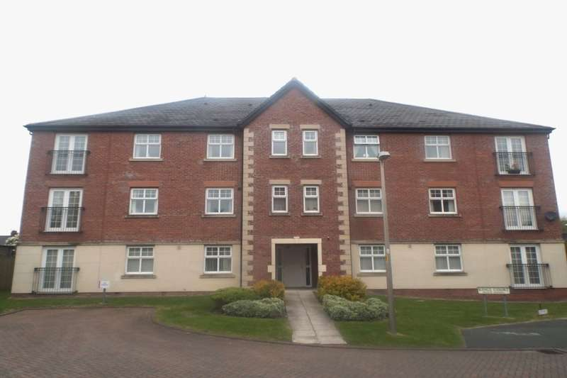 2 Bedrooms Flat for sale in Kings Court Regency Walk, Middlewich, CW10