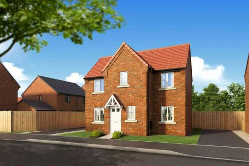 3 Bedrooms Detached House for sale in Woodford Lane West, Winsford, CW7