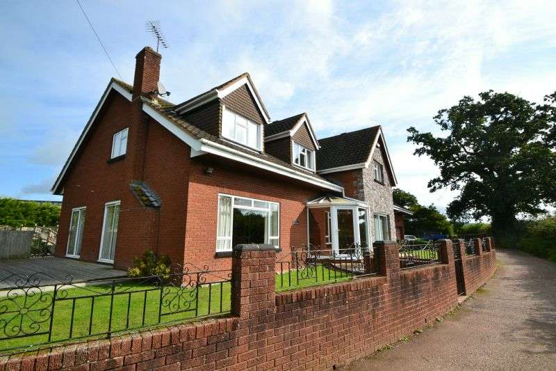 6 Bedrooms Detached House for sale in MILL LANE, EXTON, NR EXETER, DEVON