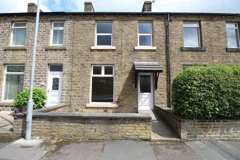 3 Bedrooms Terraced House for sale in Bryan Terrace, Longwood, Huddersfield, HD3