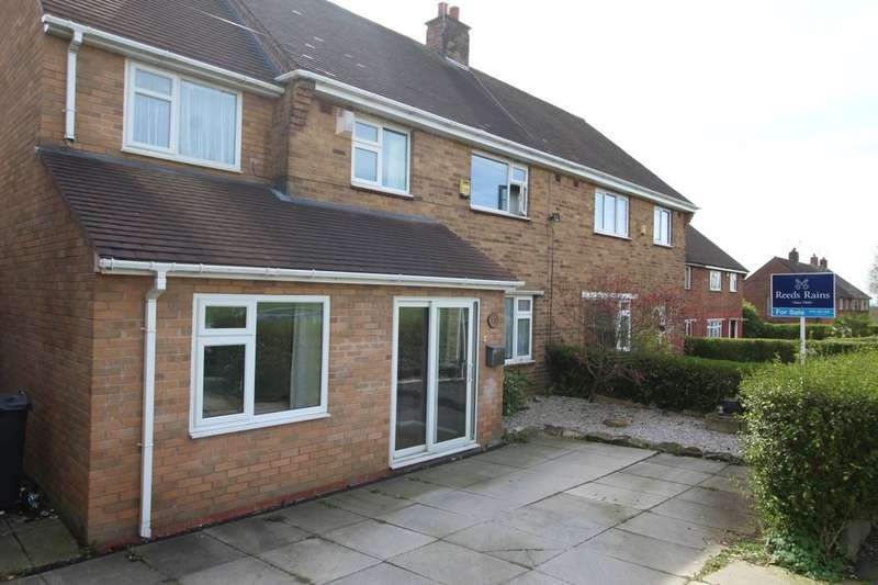 4 Bedrooms Semi Detached House for sale in Bryer Road, Prescot, L35