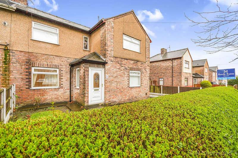 3 Bedrooms Semi Detached House for sale in Manchester Road, Prescot, L34