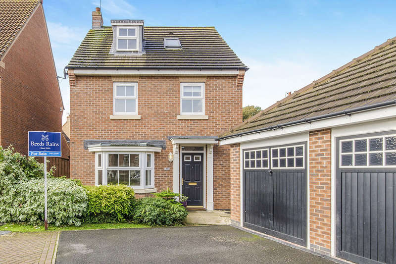 4 Bedrooms Detached House for sale in Conisborough Way, Hemsworth, Pontefract, WF9