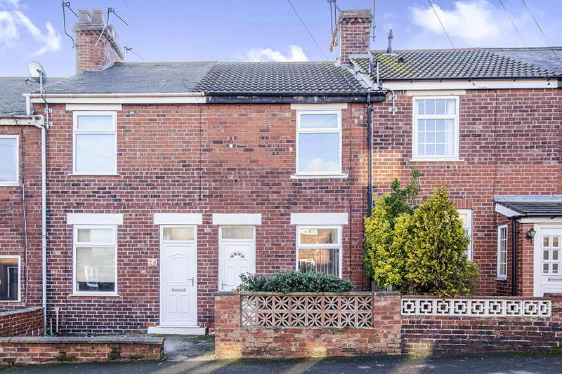 2 Bedrooms Terraced House for sale in Carleton View, Pontefract, WF8