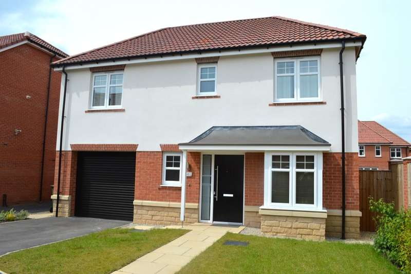 4 Bedrooms Detached House for sale in Edward Mews, Pontefract, WF8