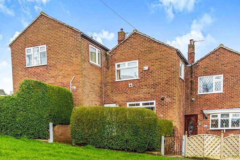 3 Bedrooms Terraced House for sale in Vincent Street, Gee Cross, Hyde, SK14