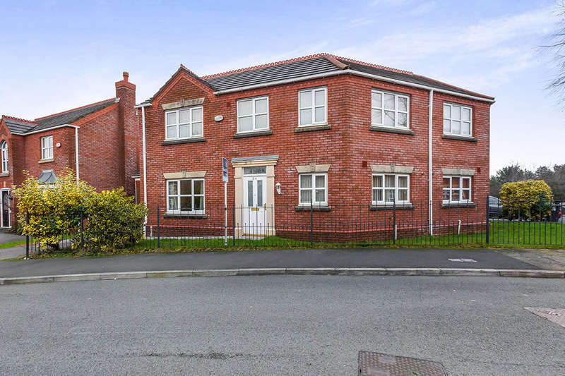 3 Bedrooms Semi Detached House for sale in Ladybank Avenue, Fulwood, Preston, PR2