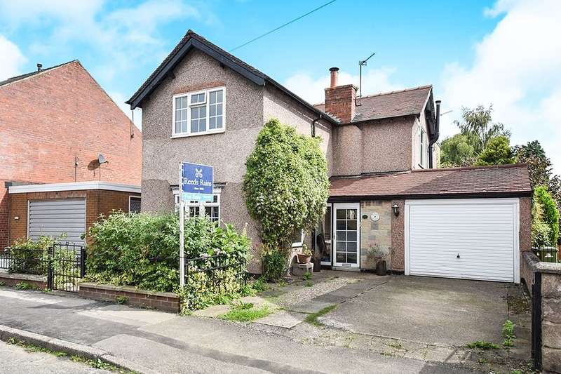 4 Bedrooms Detached House for sale in Meadow Road, Ripley, DE5