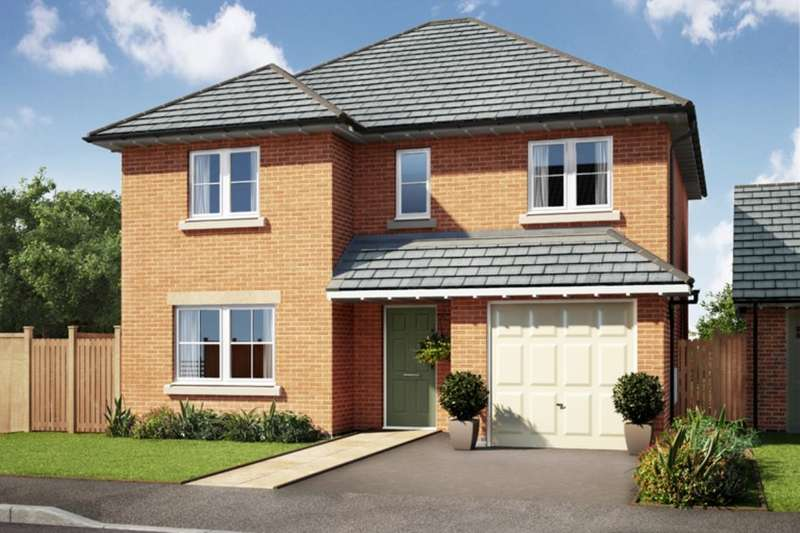 4 Bedrooms Detached House for sale in 'hazelmere' Smalley Manor, Smalley, Ilkeston, DE7