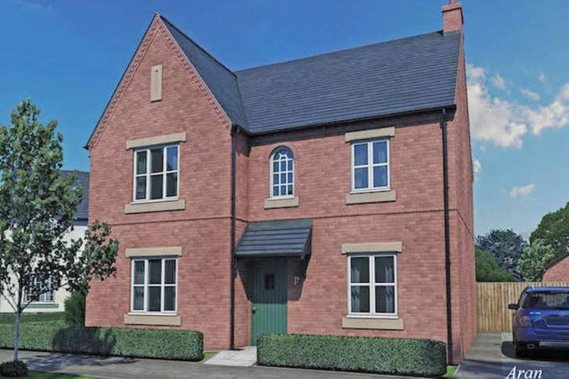 4 Bedrooms Detached House for sale in 'aran' Heanor Road, Smalley, Ilkeston, DE7