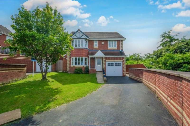 4 Bedrooms Detached House for sale in Crow Nest Mews, Beeston, Leeds, LS11