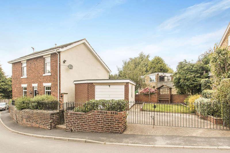 3 Bedrooms Detached House for sale in Spring View, Gildersome,Morley, Leeds, LS27