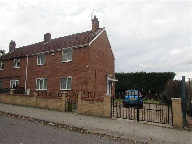 3 Bedrooms Semi Detached House for sale in Wadworth Street, Denaby Main, Doncaster, DN12 4ER