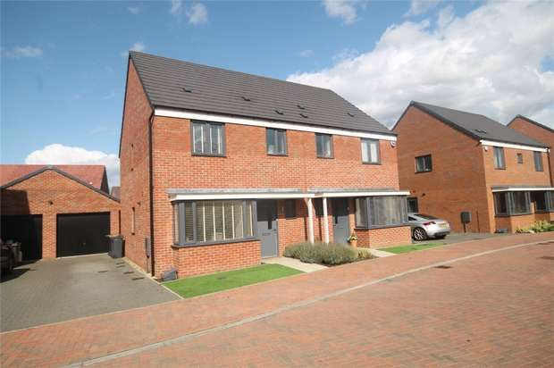 3 Bedrooms Semi Detached House for sale in Juffs Lane, Wootton, Bedford