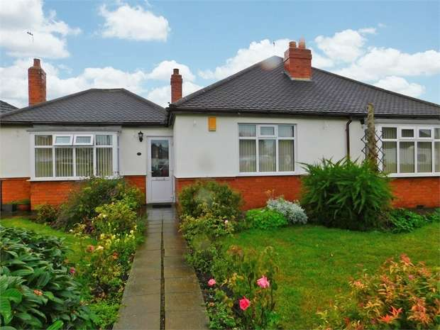 4 Bedrooms Detached Bungalow for sale in Waldene Drive, Alvaston, Derby