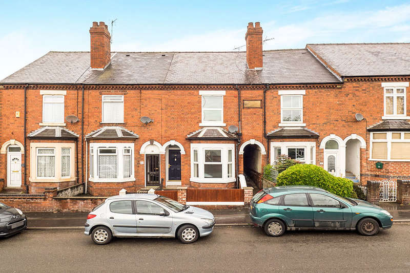3 Bedrooms Terraced House for sale in Station Road, Langley Mill, Nottingham, NG16