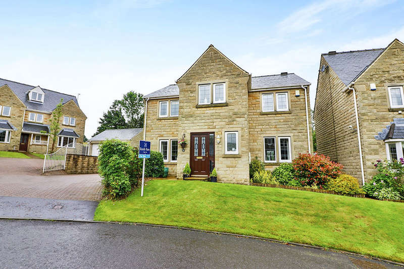 4 Bedrooms Detached House for sale in Rossendale View, Todmorden, OL14