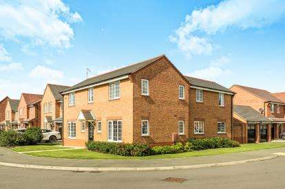 4 Bedrooms Detached House for sale in Brackley Crescent, Chase Meadow, Warwick, Warwickshire
