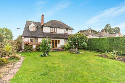 5 Bedrooms Detached House for sale in Church Road, Malvern, Worcester, Worcestershire