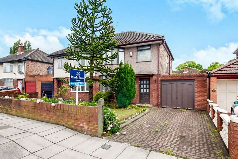 3 Bedrooms Semi Detached House for sale in Town Row, LIVERPOOL, L12