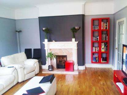 4 Bedrooms Flat for sale in Lenton Avenue, Nottingham, Nottinghamshire