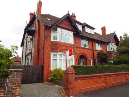 2 Bedrooms Flat for sale in Old Broadway, Didsbury, Manchester, Greater Manchester