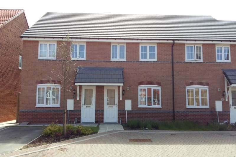 3 Bedrooms Terraced House for sale in Wagtail Crescent, Whitby, YO22