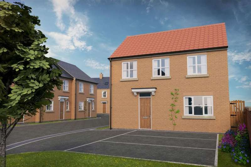 3 Bedrooms Detached House for sale in Chapel House Court, Selby, YO8