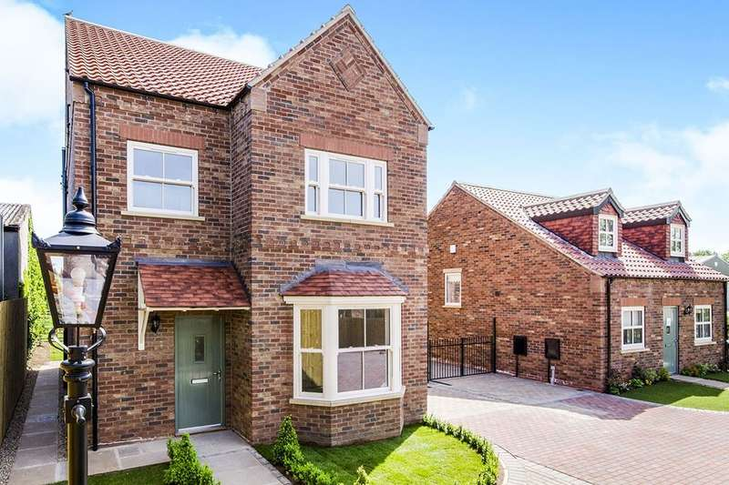 5 Bedrooms Detached House for sale in Wheatsheaf Court, Hambleton, Selby, YO8