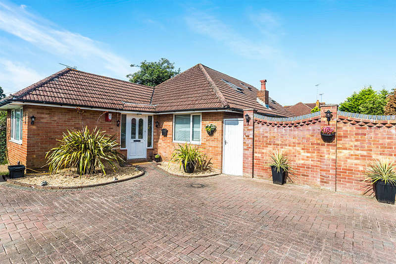 5 Bedrooms Detached Bungalow for sale in Catherington Lane, Waterlooville, PO8