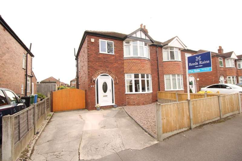 3 Bedrooms Semi Detached House for sale in Bedford Drive, Timperley, Altrincham, WA15