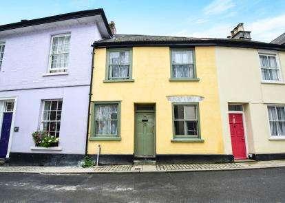 2 Bedrooms Terraced House for sale in Buckfastleigh, Devon