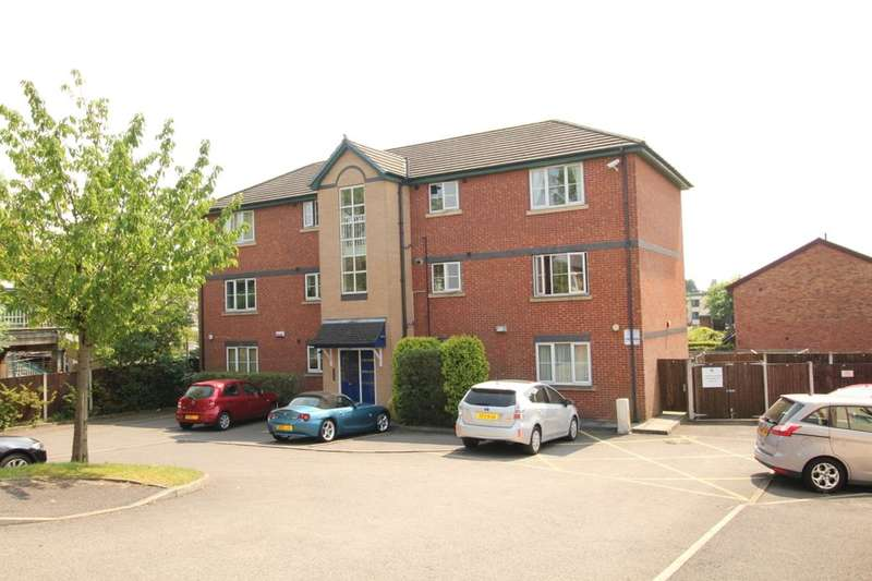 2 Bedrooms Flat for sale in Station Road, Handforth, Wilmslow, SK9