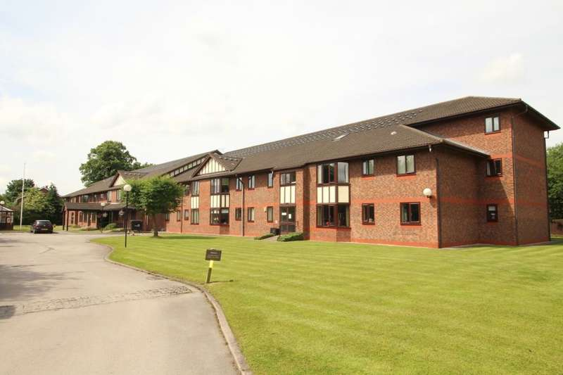 1 Bedroom Flat for sale in Ferndale Station Road, Handforth, Wilmslow, SK9