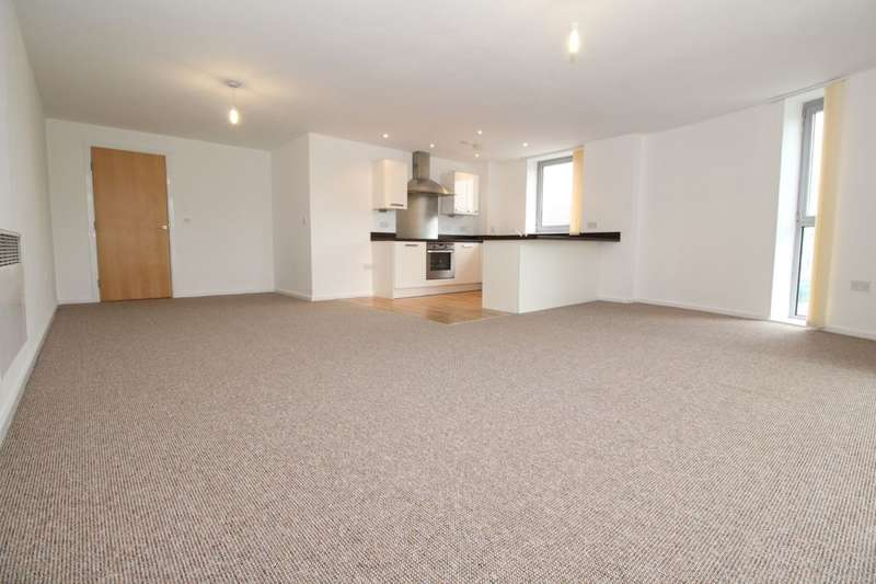 2 Bedrooms Flat for sale in Dun Street, Sheffield, S3