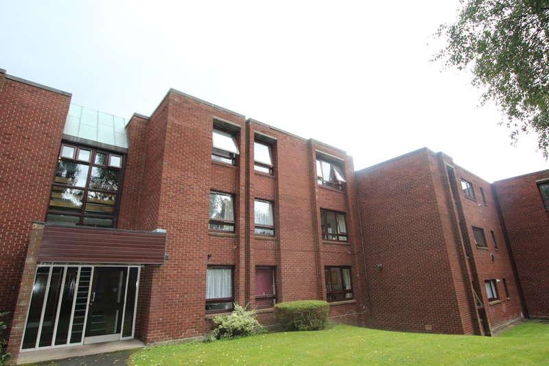 2 Bedrooms Flat for sale in Cedar Court, Woodfield Close, Four Oaks, B74 2TU