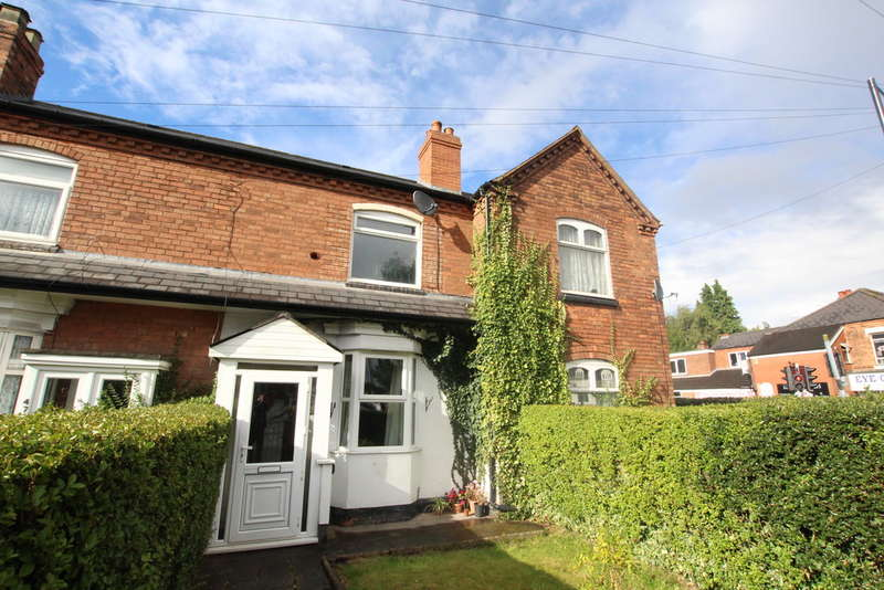 2 Bedrooms Terraced House for sale in Reddicap Heath Road, Sutton Coldfield, B75 7DX