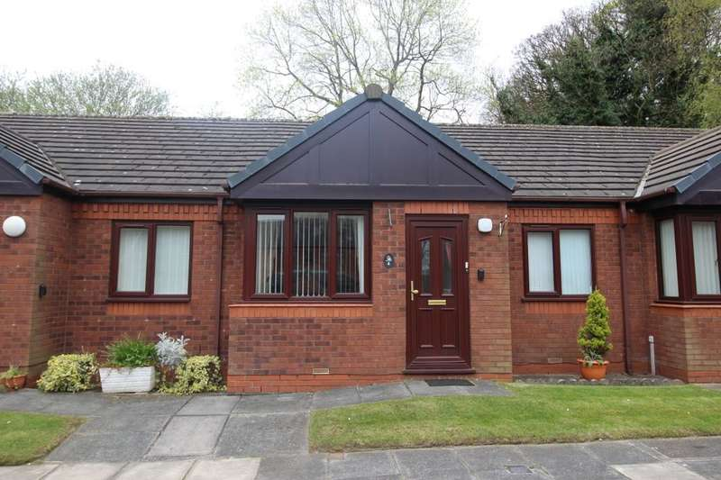 2 Bedrooms Bungalow for sale in Sylvan Court, Liverpool, L25
