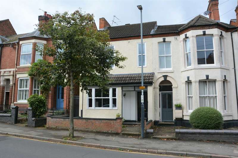 4 Bedrooms Semi Detached House for sale in Murray Road, Rugby