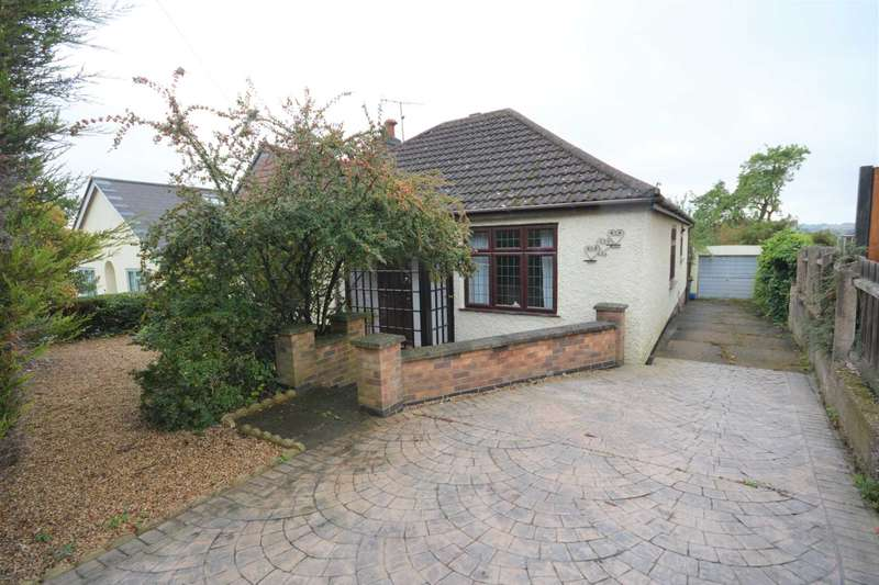 3 Bedrooms Detached Bungalow for sale in Crick Road, Rugby