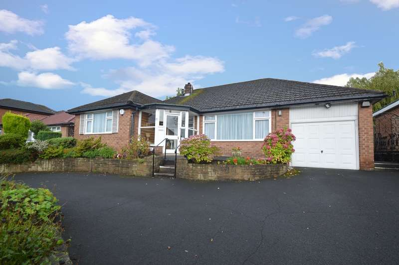 2 Bedrooms Detached Bungalow for sale in Hawkstone Avenue, Whitefield, Manchester, M45