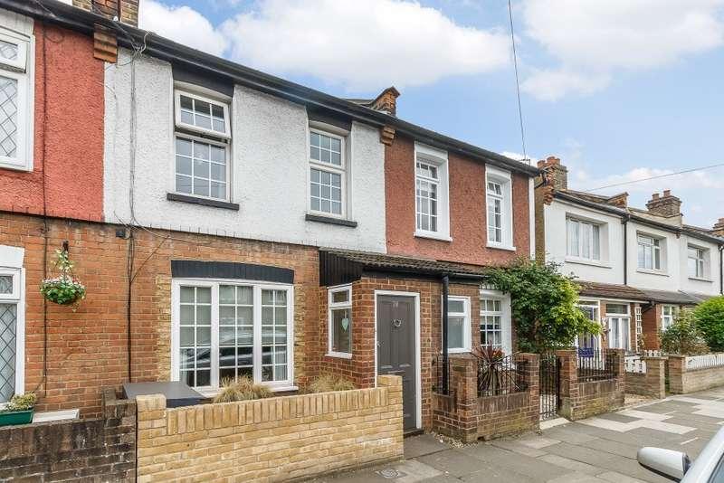 3 Bedrooms Terraced House for sale in Teddington