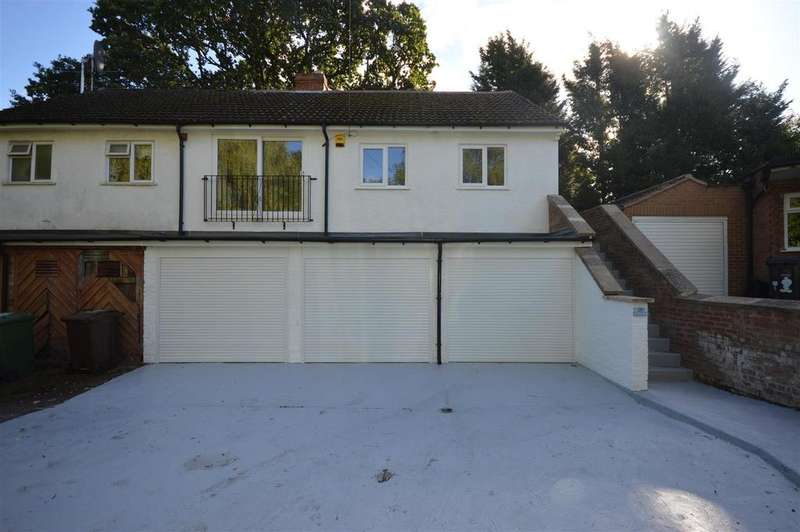 2 Bedrooms Semi Detached House for sale in Elmdon Road, Marston Green, Birmingham
